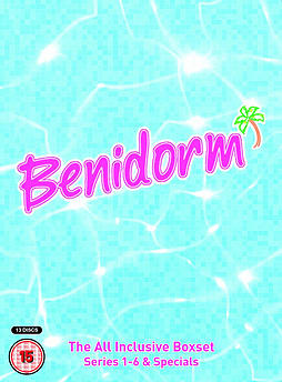 Benidorm - Series 1-6 Box Set (DVD) (C-15) DVD