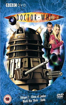 Doctor Who: Series 1 Volume 2 (DVD) (C-12) DVD