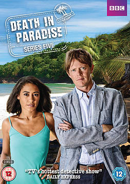 Death In Paradise - Series 5 (DVD) (C-12) DVD