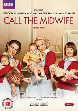 Call The Midwife - Series 2 (DVD) (C-12) DVD