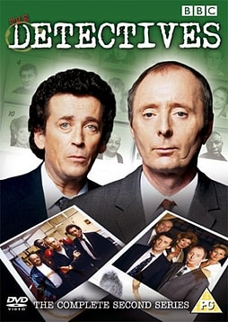 The Detectives: Complete Series 2 (DVD) (C-PG) DVD