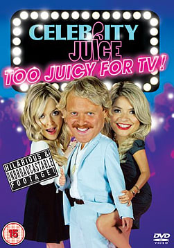 Celebrity Juice Too Juicy For TV (DVD) (C-15) DVD