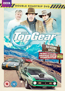Top Gear - The Patagonia Special (DVD) (C-12) DVD