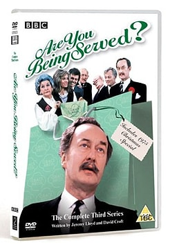 Are You Being Served? Series 3 (DVD) (C-12) DVD