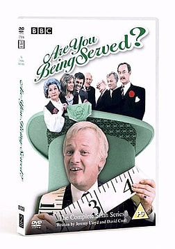 Are You Being Served? Series 6 (DVD) (C-PG) DVD