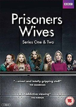 Prisoners Wives - Series 1 & 2 Box Set (DVD) (C-15) DVD