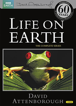 David Attenborough - Life On Earth (Repack) (DVD) DVD