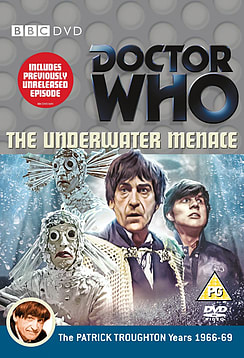 Doctor Who - The Underwater Menace (DVD) (C-PG) DVD