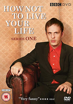 How Not To Live Your Life Series 1 (DVD) (C-15) DVD