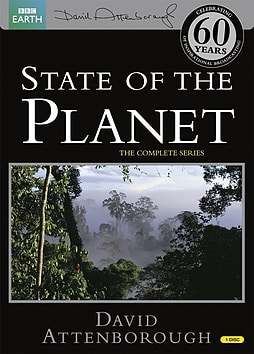 David Attenborough - State Of The Planet (Repack) (DVD) DVD