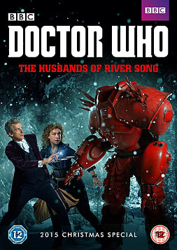 Doctor Who ? The Husbands Of River Song (DVD) (C-PG) DVD