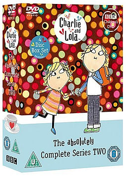Charlie And Lola: The Absolutely Complete Series Two Box Set (DVD) (C-U) DVD