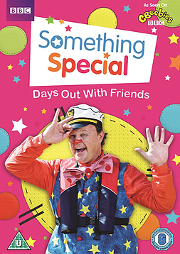 Something Special - Days Out With Friends (DVD) (C-U) DVD