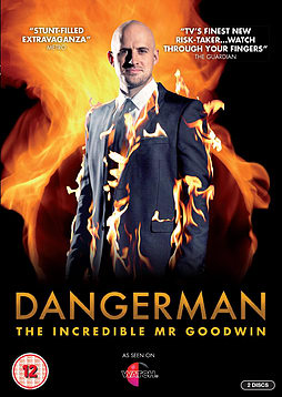Dangerman: The Incredible Mr Goodwin (DVD) (C-12) DVD