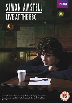 Simon Amstell - Numb Live (DVD) (C-15) DVD