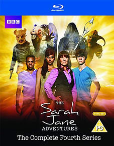 Sarah Jane Adventures: The Complete Series 4 (Blu-ray) (C-PG) Blu-ray