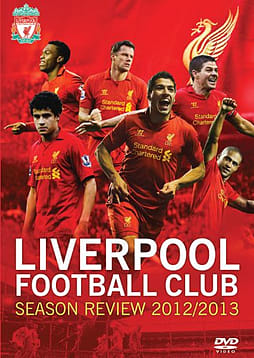 Liverpool - End Of Season Review 2012/13 (DVD) DVD