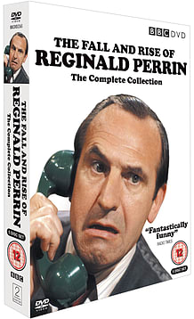 The Fall & Rise Of Reginald Perrin: The Complete Collection (DVD) (C-12) DVD