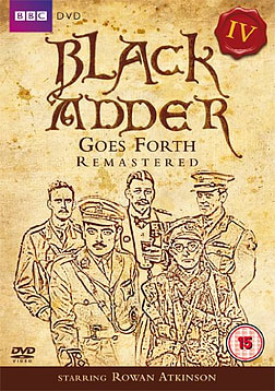 Blackadder Series 4: Blackadder Goes Forth (Re-Mastered) (DVD) (C-15) DVD