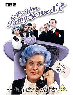 Are You Being Served? Series 7 & 1979 Christmas Special (DVD) (C-PG) DVD