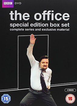 The Office: 10Th Anniversary Special Edition Box Set (DVD) (C-15) DVD