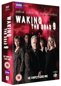Waking The Dead Series 9 (DVD) (C-15) DVD