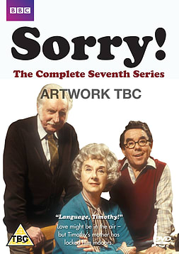 Sorry Complete Series 7 (DVD) (C-PG) DVD