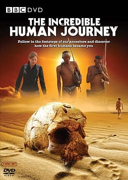 The Incredible Human Journey (DVD) DVD