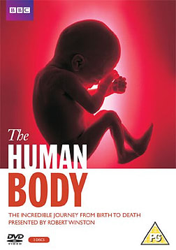 The Human Body (Re-Sleeve) (DVD) (C-PG) DVD