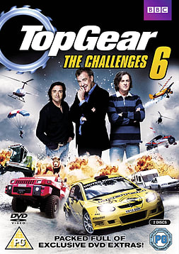 Top Gear: The Challenges 6 (DVD) (C-PG) DVD