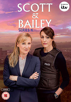 Scott & Bailey - Series 4 (DVD) (C-15) DVD
