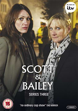 Scott And Bailey Series 3 (DVD) (C-15) DVD