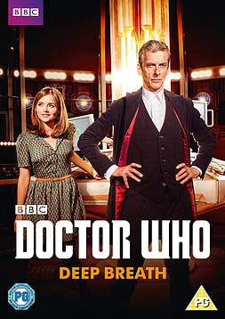 Doctor Who - Deep Breath (DVD) (C-PG) DVD
