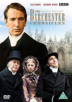 The Barchester Chronicles (DVD) (C-U) DVD