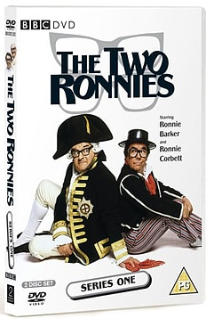 The Two Ronnies Series 1 (DVD) (C-PG) DVD