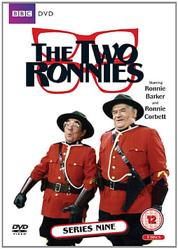 The Two Ronnies Series 9 (DVD) (C-12) DVD