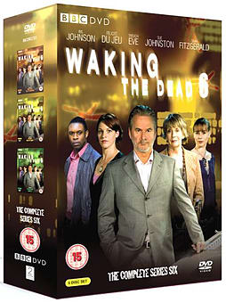 Waking The Dead Series 6 (DVD) (C-15) DVD