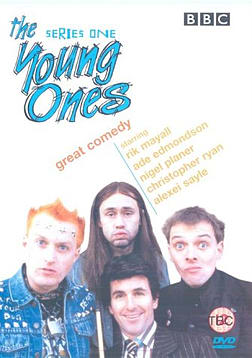 Young Ones: Complete Series 1 (DVD) (C-15) DVD