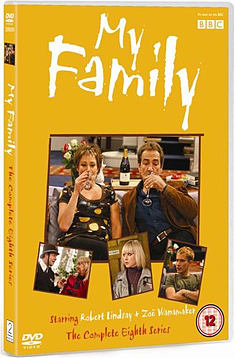 My Family Complete Series 8 (DVD) (C-12) DVD