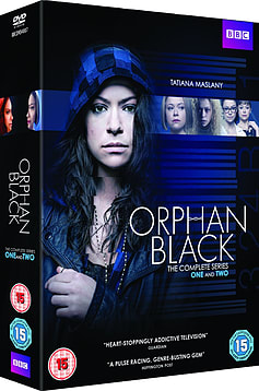 Orphan Black - Series 1 & 2 (DVD) (C-15) DVD