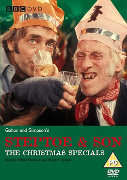 Steptoe & Son The Christmas Specials (DVD) (C-PG) DVD