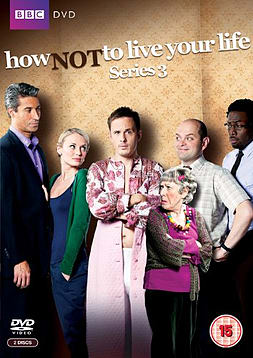 How Not To Live Your Life Series 3 (DVD) (C-15) DVD