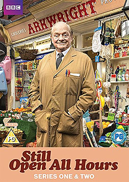 Still Open All Hours - Series 1&2 (DVD) (C-PG) DVD