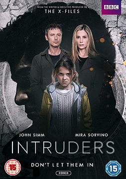 Intruders - Series 1 (DVD) (C-15) DVD