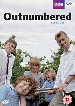 Outnumbered Series 1 (DVD) (C-12) DVD