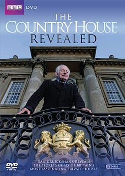 The Country House Revealed (DVD) DVD
