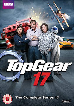 Top Gear Series 17 (DVD) (C-12) DVD