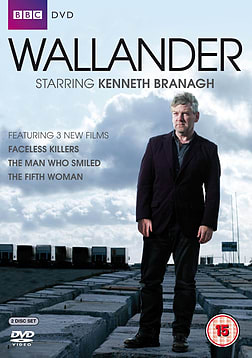 Wallander Series 2 (DVD) (C-15) DVD