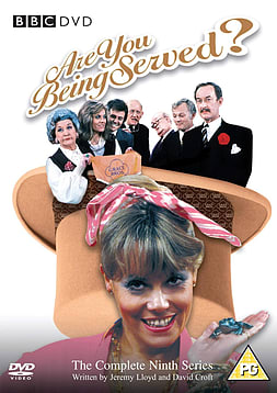 Are You Being Served? Series 9 (DVD) (C-PG) DVD