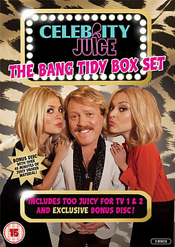 Celebrity Juice - 1 & 2 Boxset (DVD) (C-15) DVD